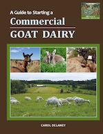 a guide to starting a commercial goat dairy book