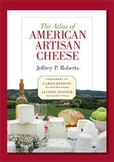 the atlas of american artisan cheese book