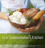 in a cheesemaker's kitchen book