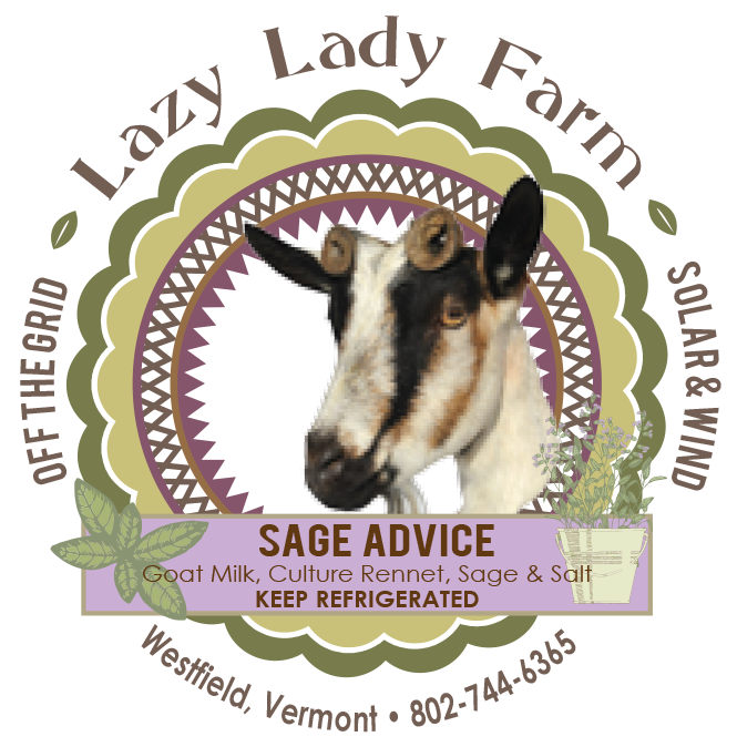 lazy lady farm sage advice cheese