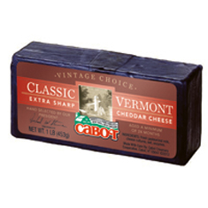cabot classic extra sharp vermont cheddar cheese