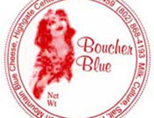 Boucher Blue / Vermont Blue Cheese