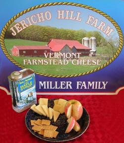 jericho hill farm cheese plate