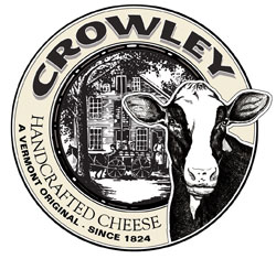 crowley cheese logo