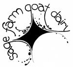 sage farm goat dairy logo