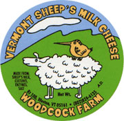 woodcock farm logo