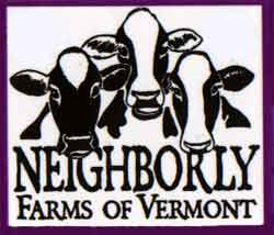 neighborly farms of vermont logo
