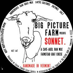 big picture farm sonnet cheese