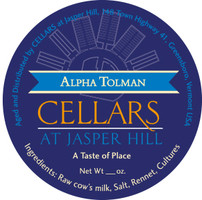 cellars at jasper hill farm alpha tolman