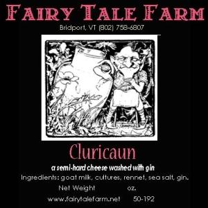 fairy tale farm cluricaun cheese