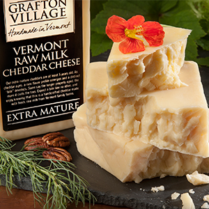 grafton village extra mature cheddar cheese