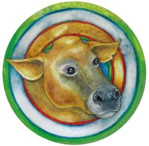 karim farm and creamery logo