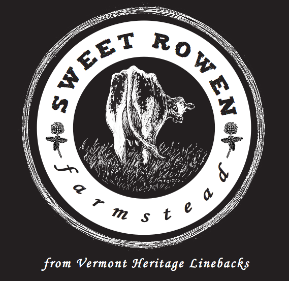 sweet rowen farmstead logo