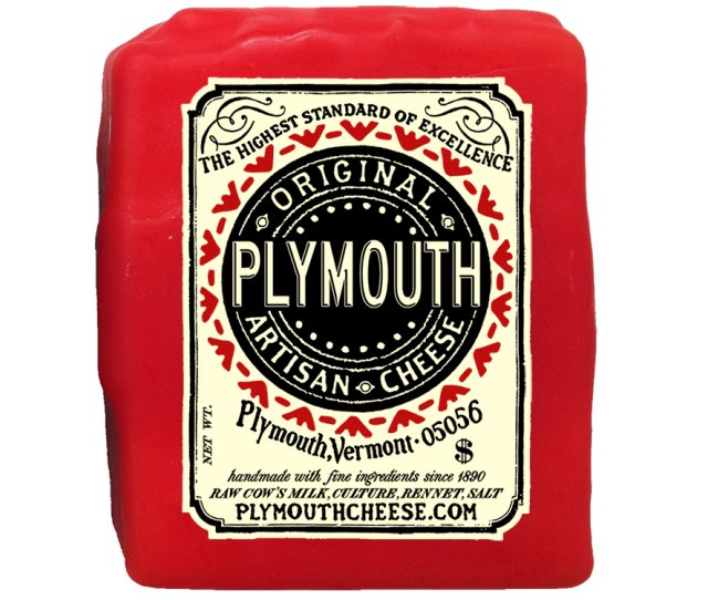 plymouth artisan cheese original