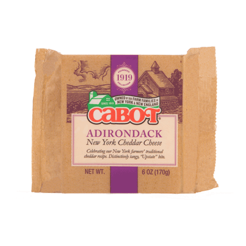 cabot adirondack new york cheddar cheese