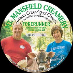 mt. mansfield creamery forerunner cheese