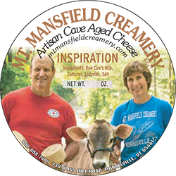 mt. mansfield creamery inspiration cheese
