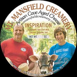 mt. mansfield creamery inspiration cheese