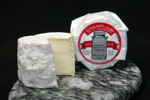 champlain valley creamery triple creme cheese