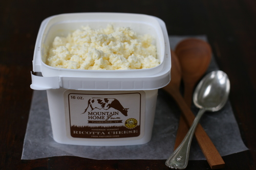 mountain home farm ricotta cheese