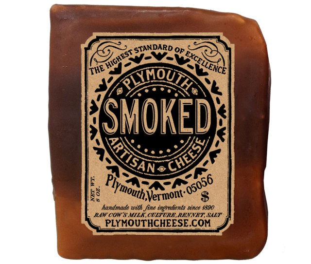 plymouth artisan cheese smoked cheese