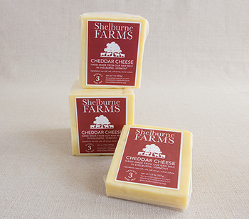 shelburne farms cheddar cheese